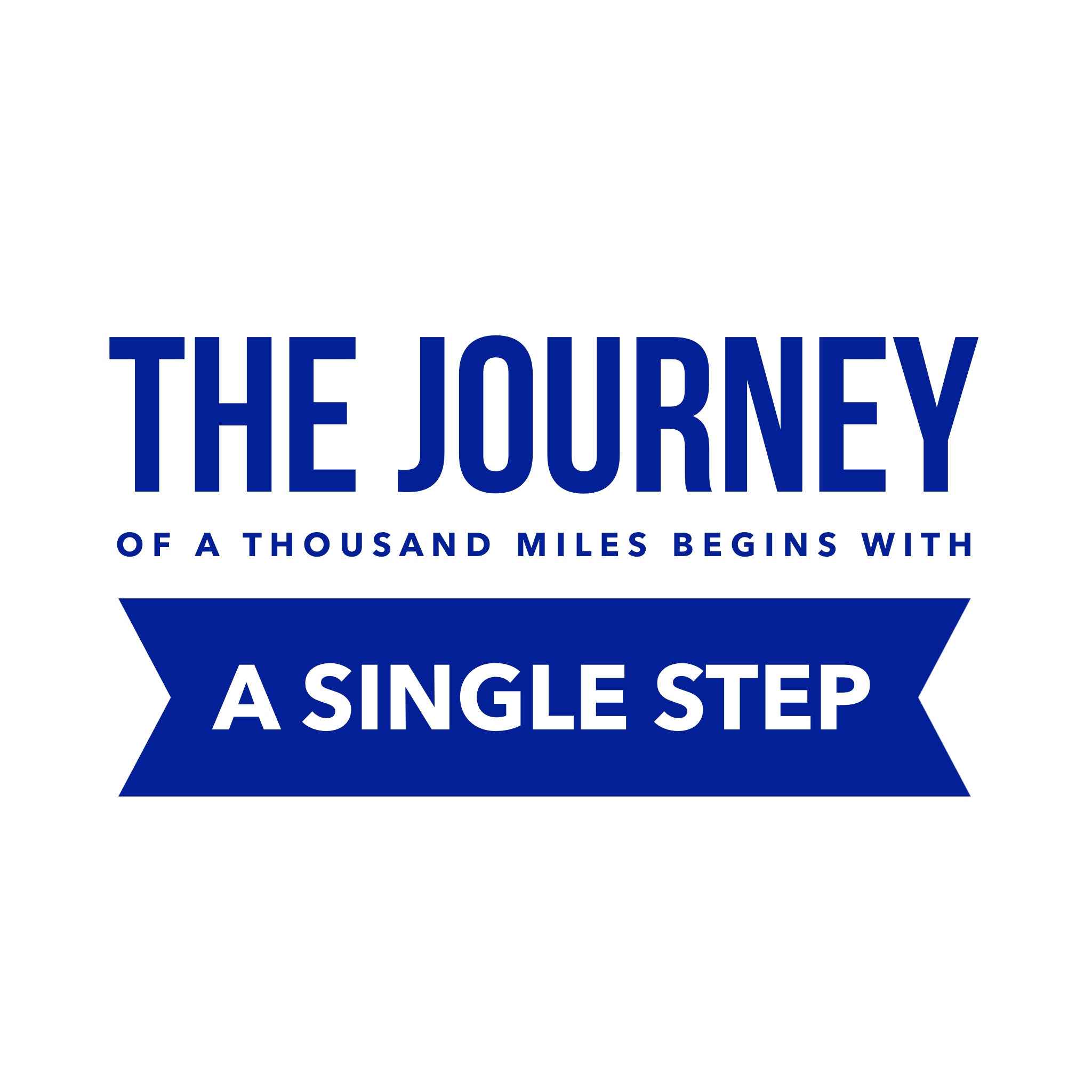 contact us the journey of a thousand miles begins